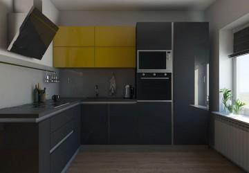 Кухня Тетра
