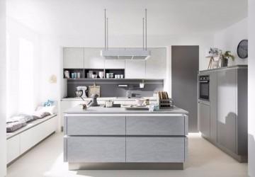 Кухня Серебро