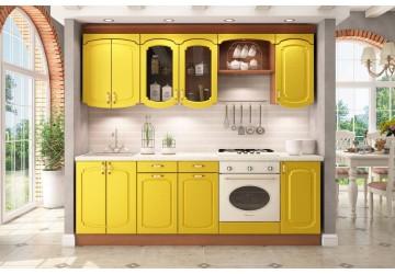 Кухня Золотой лимон