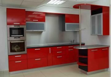 Кухня Алые паруса