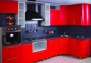 Кухня Лили