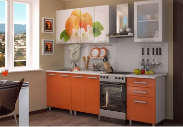 Кухня Лилу