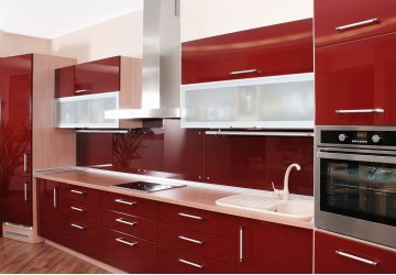 Кухня Красный восход